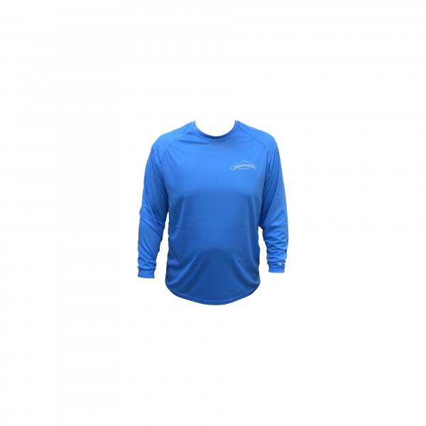 Columbia Blue Tech Shirt