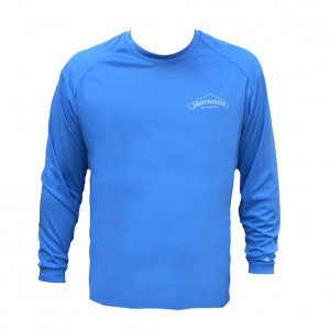Columbia Blue Tech Shirt